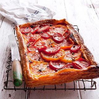 Tomato Tart.