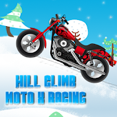 Hill Climb Moto X Racing