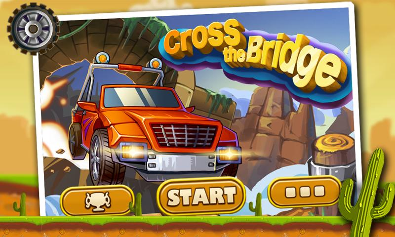 Cross the Bridge - screenshot