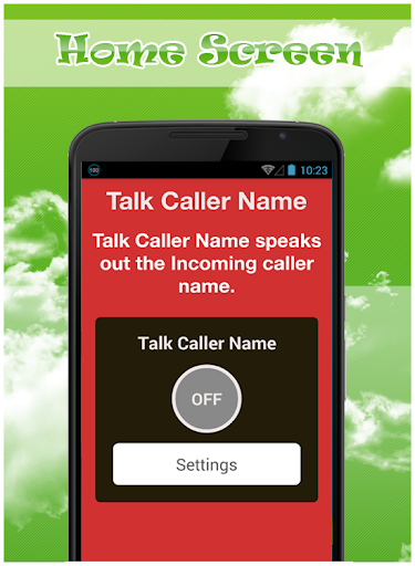 Call Name Talker