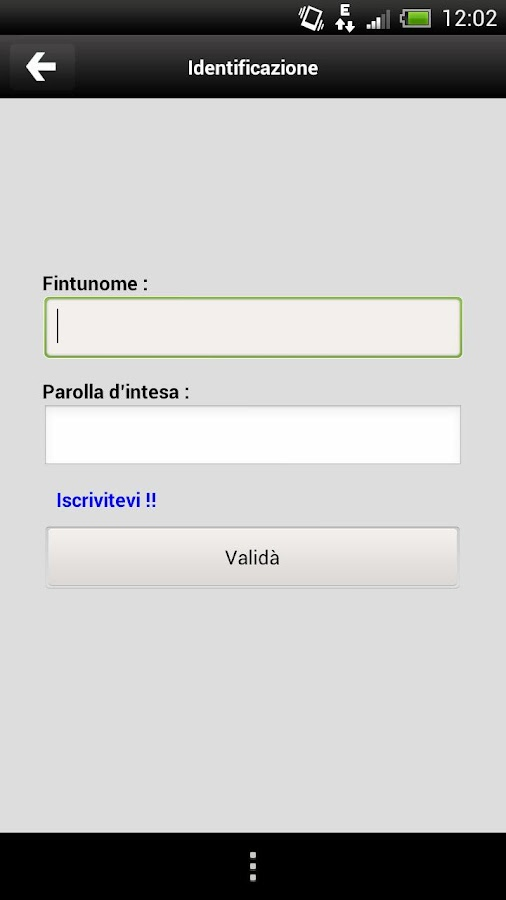 Appuntu- screenshot
