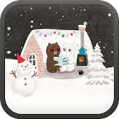 Christmas theme KakaoTalk