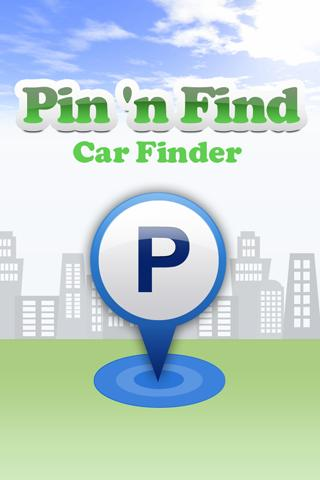 Pin 'n Find - Car Finder - screenshot