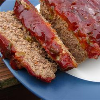 Dill Pickle Meatloaf.