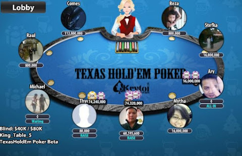 Krytoi Texas Holdem Poker. - Apps on Google Play