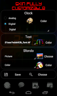 zZzAlarm - alarm clock - screenshot thumbnail