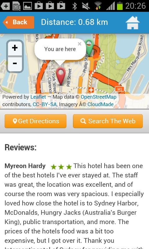 Sydney Guide Hotels Weather- screenshot
