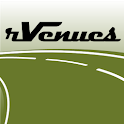 rVenues College Soccer Fields logo