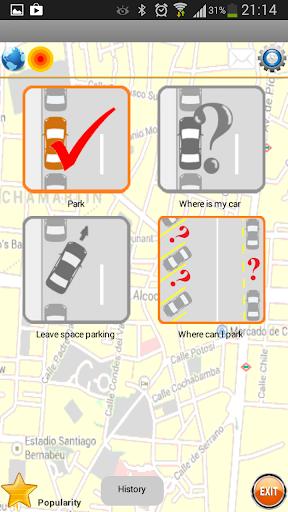 Aparca fácil. Easy Parking