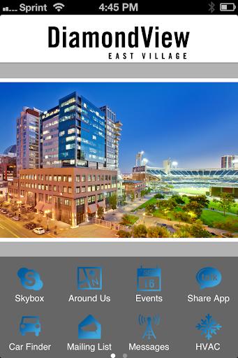 【免費商業App】DiamondView East Village-APP點子