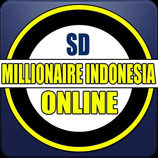 Millionaire Indonesia SD LOGO-APP點子