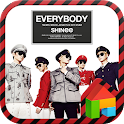 SHINee dodol theme ex-pack icon