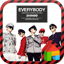 SHINee dodol theme ex-pack mobile app icon