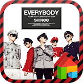 SHINee dodol theme ex-pack