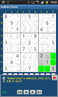 Sudoku Solver and Helper- screenshot thumbnail