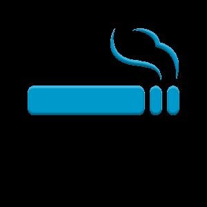 Weniger Rauchen App