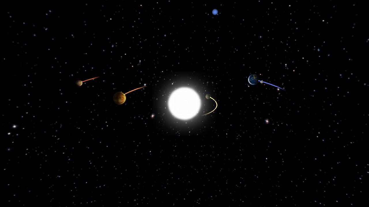 Solar System LWP Lite - Google Play의 Android 앱