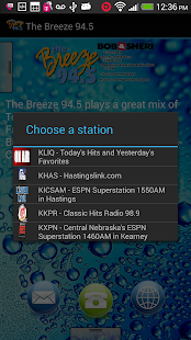The Breeze 94.5 - screenshot thumbnail