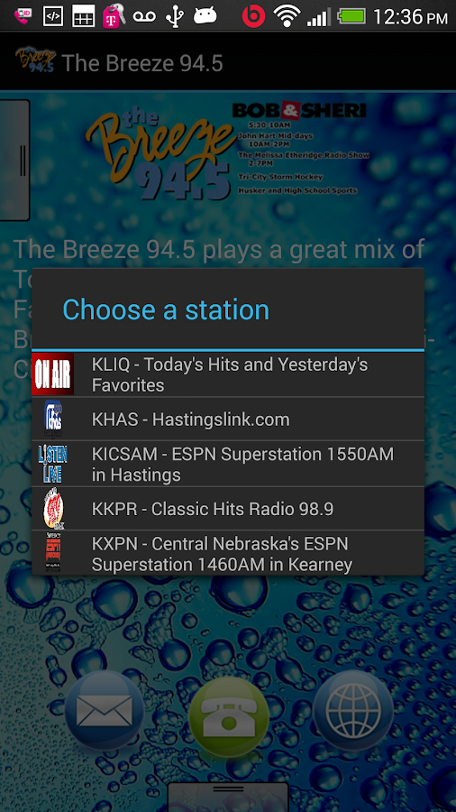 The Breeze 94.5 - screenshot