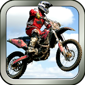 Stunt Dirt Bike Rider