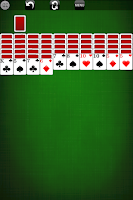 Screenshot of Spider Solitaire [card game]