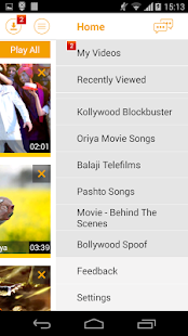 Vuclip Search: Video on Mobile - screenshot thumbnail