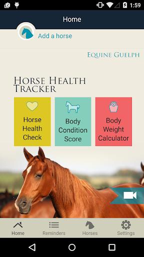 Horse Health Tracker