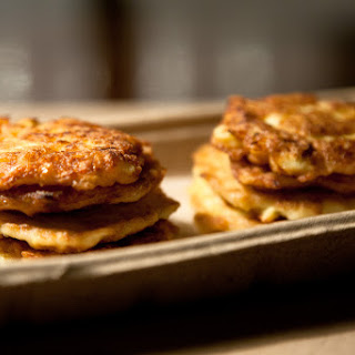 Childhood Zucchini Pancakes