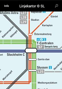 SL Transit Map Stockholm Apps on Google Play