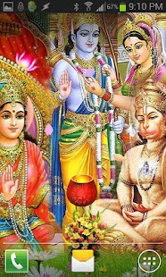 Shri Rama Sita Live Wallpaper- screenshot thumbnail