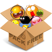 Emoticons pack, Colorful simpl