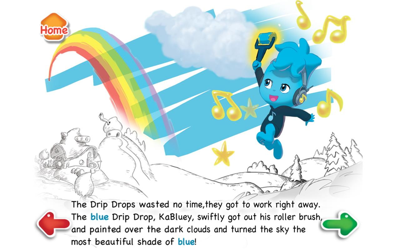 The Drip Drops : The Story of the Drip Drops is a creative and