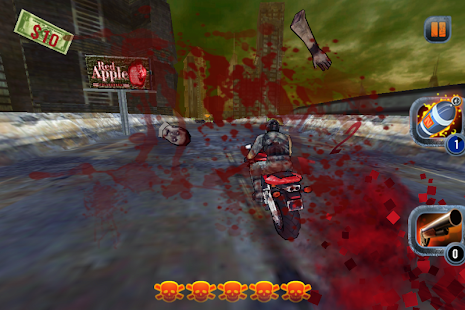 Satan's Zombies Free - screenshot thumbnail