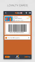 Screenshot of FidMe Loyalty Cards & Coupons
