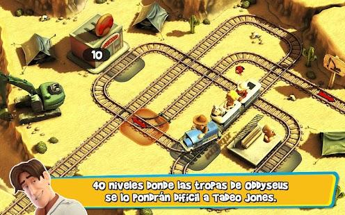 Tadeo Jones: Train Crisis Pro - screenshot thumbnail