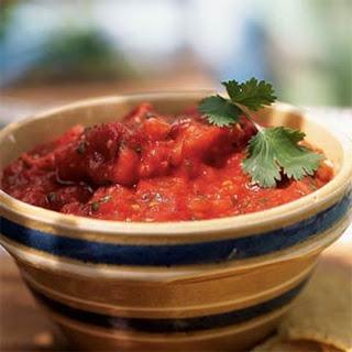 Smoky Tomato Salsa