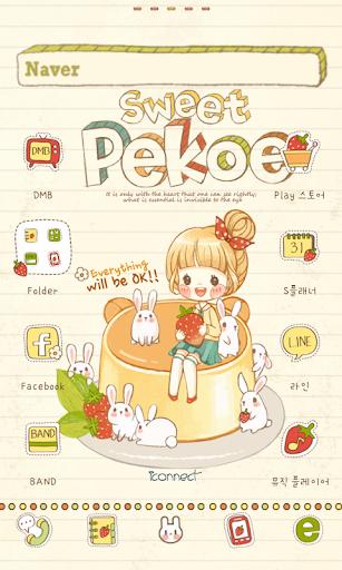 Pekoe Puding Dodol launcher