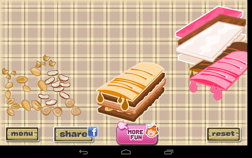 Candy Bar Dressup 2 screenshots 3