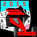 Indycar Calendar 2015 icon