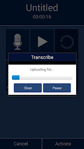 d2u: Recorder & Transcription screenshot 4