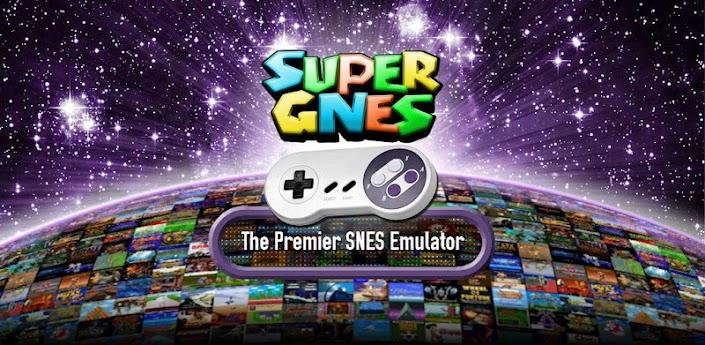SuperGNES Lite (SNES Emulator)