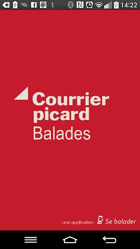 Courrier picard Balades