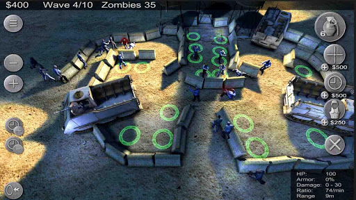 Zombie Defense v7.8 [Mod Money]