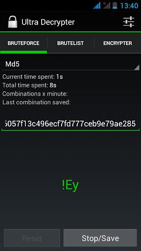 【免費工具App】Ultra Md5/SHA1 Decrypter-APP點子
