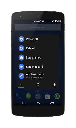 True Blue CM11 Theme v1.2