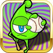 Alien Baseball Poh