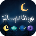 Peaceful Night GO Reward Theme icon