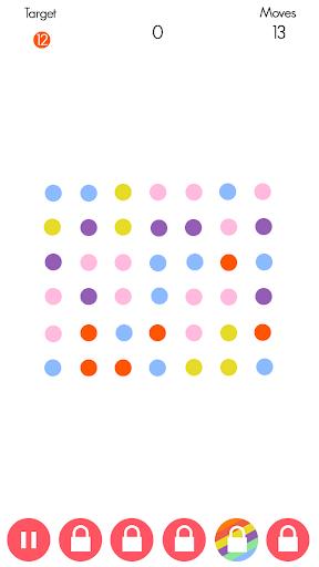 Move Dots: Zen Match 3 Puzzle