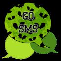 GO SMS - Gone Batty 2 icon