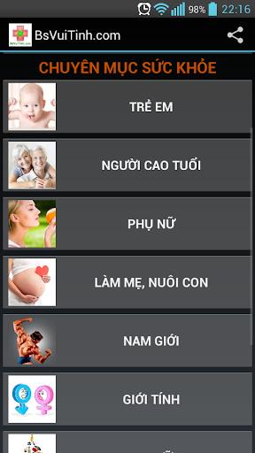 BsVuiTinh.com-Tư vấn sức khỏe